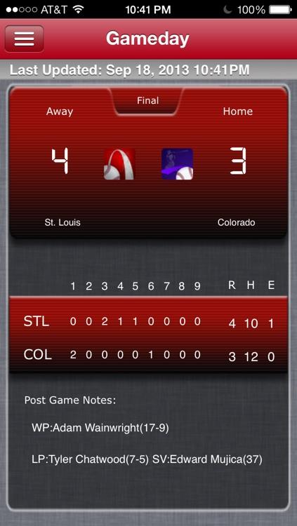 St. Louis Baseball Live