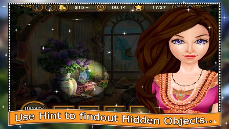 Sacred Elements on Earth Mystery - Hidden Objects screenshot-3
