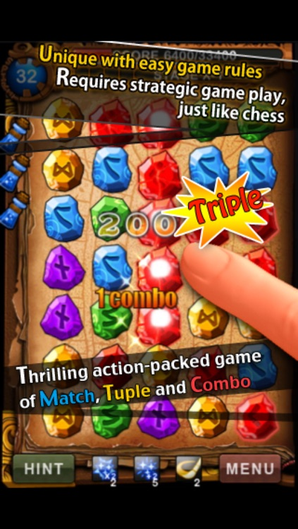 RuneMasterPuzzle screenshot-3