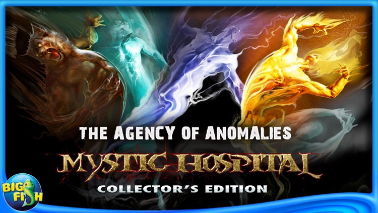 The Agency of Anomalies: Mystic Hospital - A Hidden Object Adventure screenshot-4