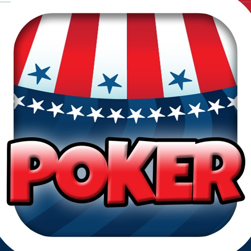 All-American Video Poker: 4th of July Party Game Edition - FREE