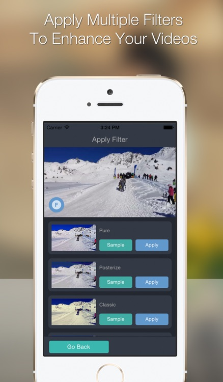 Snippet Pro - Video Editor With Filters And Splice Features