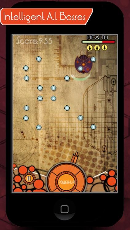 Ricochet: Retro Space Shooter Free