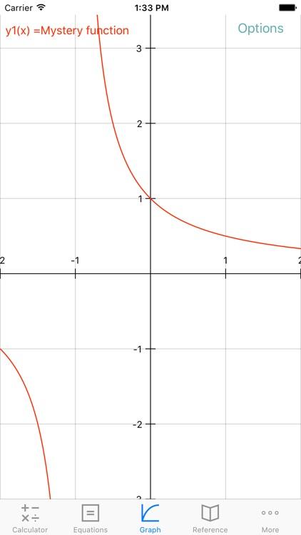 Edu Graphing Calculator screenshot-3