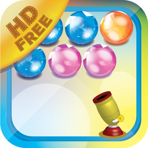 Gems Shooter HD