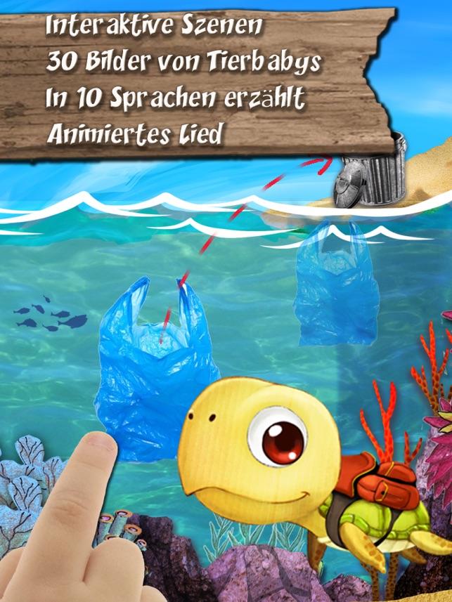 Nature Bert Rettet Die Erde HD -Lernspiele Apps für Kinder  (Bert saves the earth) Screenshot