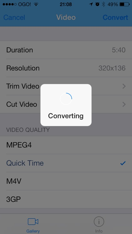 Simple Video Converter with Dropbox screenshot-4