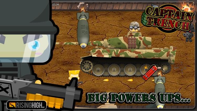 Captain Trench & his Band of World War Hero Bandits screenshot-3