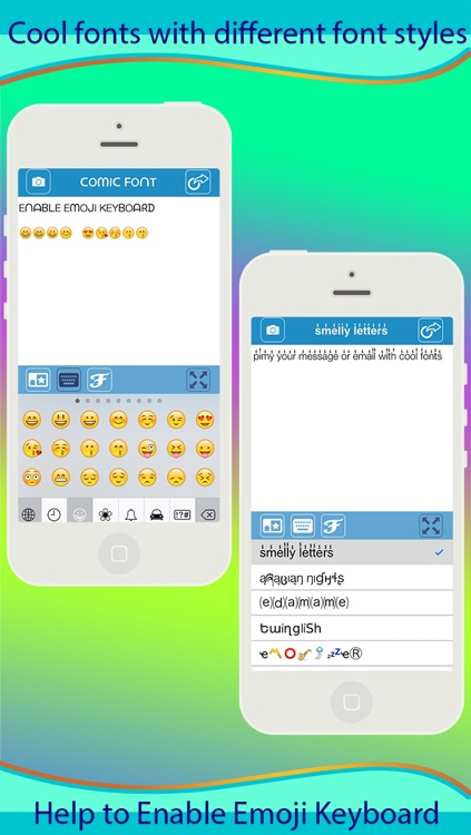 Emoji 3D Animated & Emoticons Icons screenshot-3