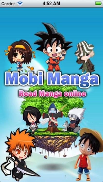 MobiManga-Pro  : Read manga online funny phantom good screenshot-4