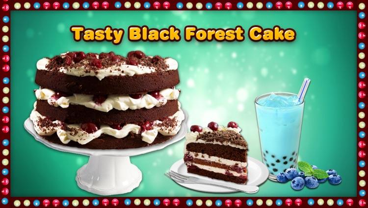 Cake Maker - Cooking Games screenshot-3