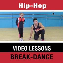 Hip-Hop Video Lessons: Break-Dance