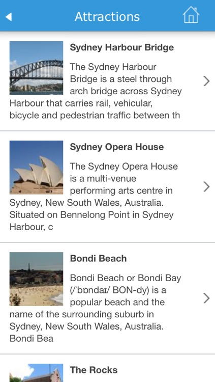Sydney (Australia) Guide, Map, Weather, Hotels. screenshot-3