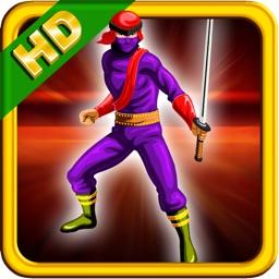 Amazing Ninja Revenge Run  - Free