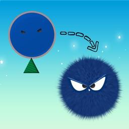 Angry Bouncing Ball Stabbing