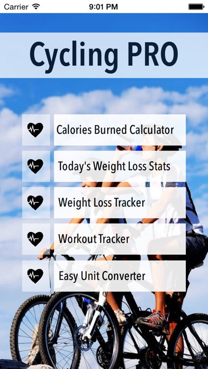 Cycling Pro - Bicycle Workout & Calories Tracker