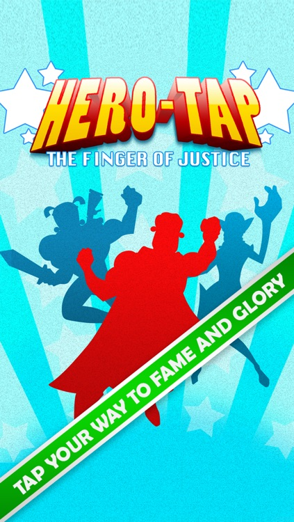 Hero Tap: The Finger of Justice