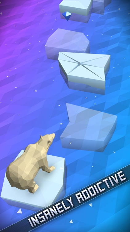 Polybear: Ice Escape screenshot-0