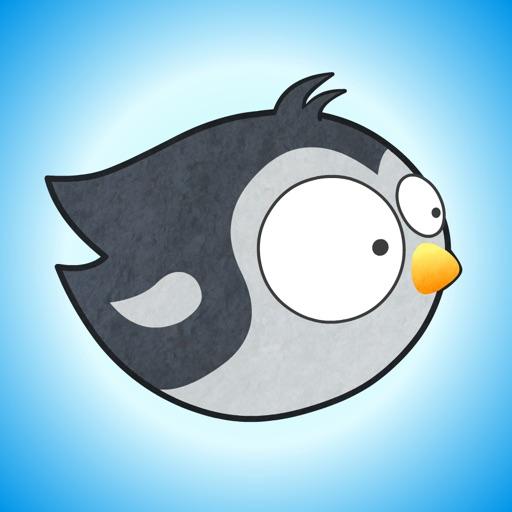 Flying Penguin - Arctic Bird