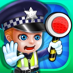 Police Heroes - Car & Traffic Games for Kids!