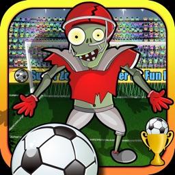 Super Zombie Soccer Sports vs Fun Fantasy Football Freaks