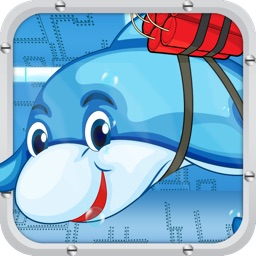 Death Gear Dolphins - Underwater Catching Game Free