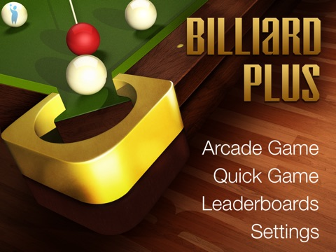 Billiards Plus - Snooker & Pool arcade-ipad-1