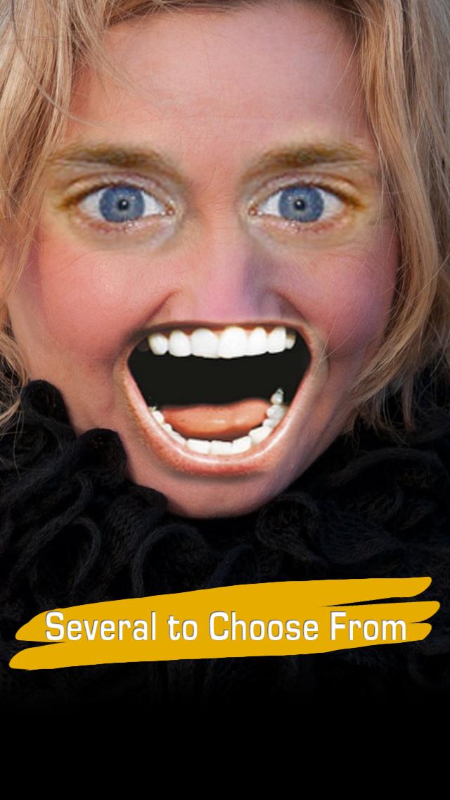 Funny Face Booth Free - The Super Fun Camera Joke Party Bomb Picture Effects Photo EditorCaptura de pantalla de2