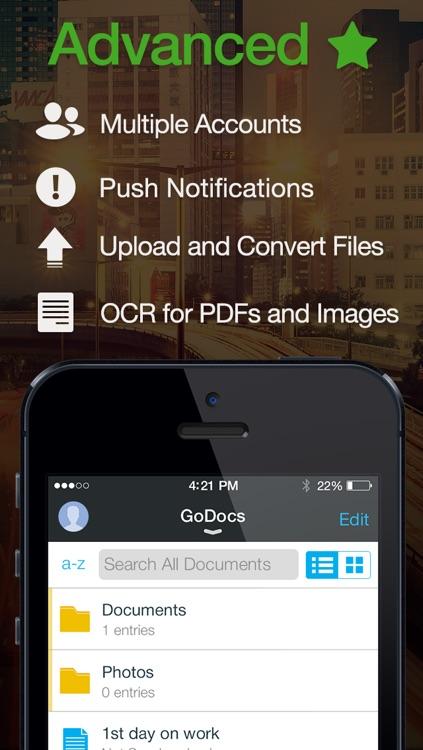 GoDocs for Google Drive & Google Docs screenshot-4