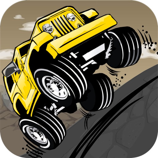 A Fast 4X4 Derby - Truck Racing Offroad Free iOS App