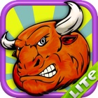 公牛运行复仇建兴 - 免费游戏! Bulls Running with Revenge LITE - FREE Game! icon