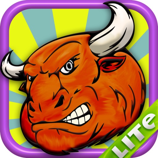 Bulls Running with Revenge LITE - FREE Game!