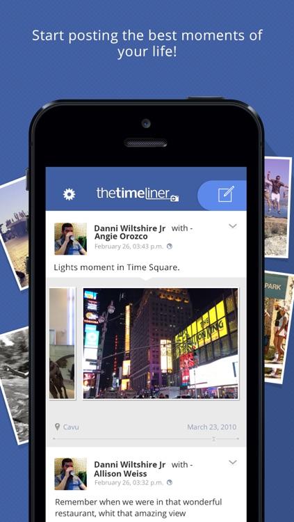 The TimeLiner screenshot-3