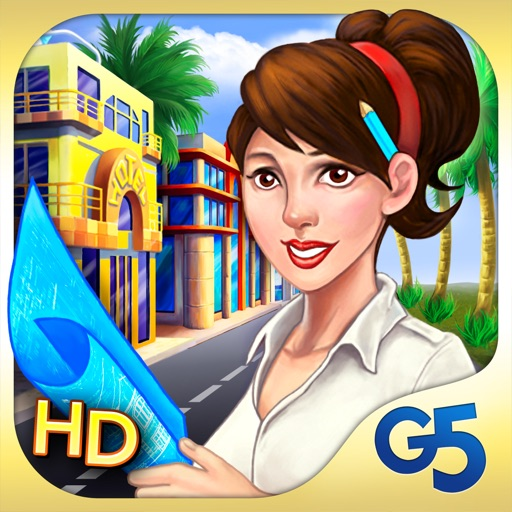 Build It! Miami Beach Resort HD icon