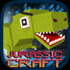 Jurassic Craft Dino Hunter - Tuvok Multiplayer With Mine Mini Skins for MC Pocket Remastered Edition - LumiNet Kft.