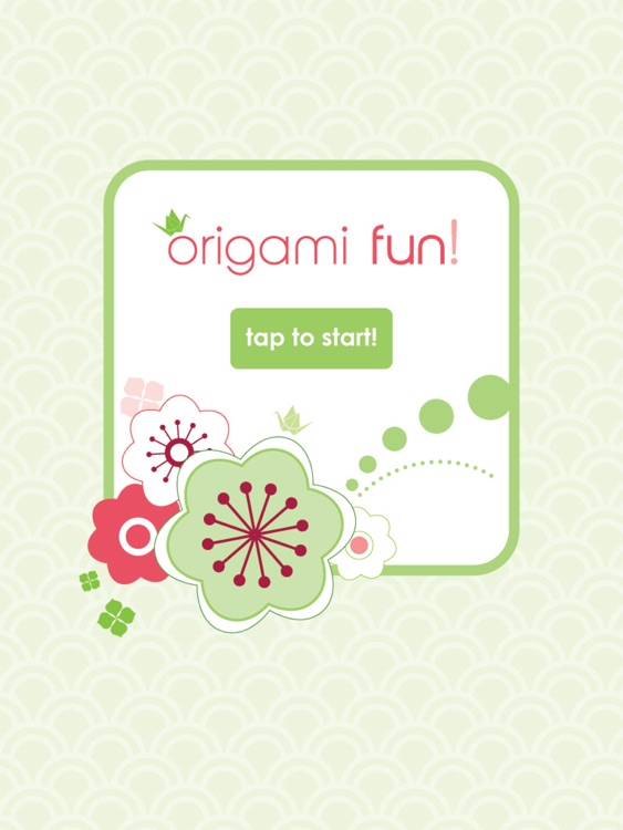 Origami Fun HD screenshot-3