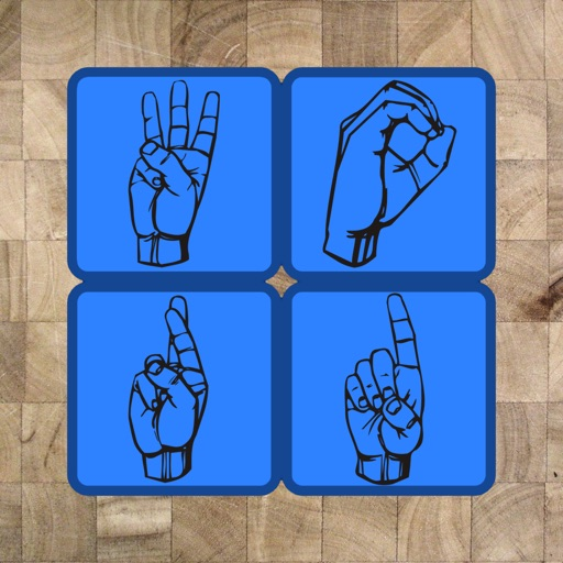 ASL Word Square Choice