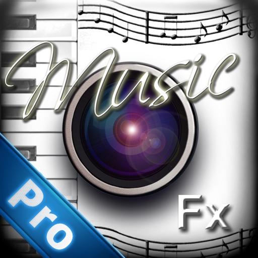 PhotoJus Music FX Pro - Theme Overlay for Instagram