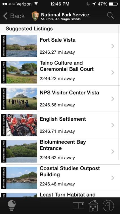 NPS-St. Croix, U.S. Virgin Islands