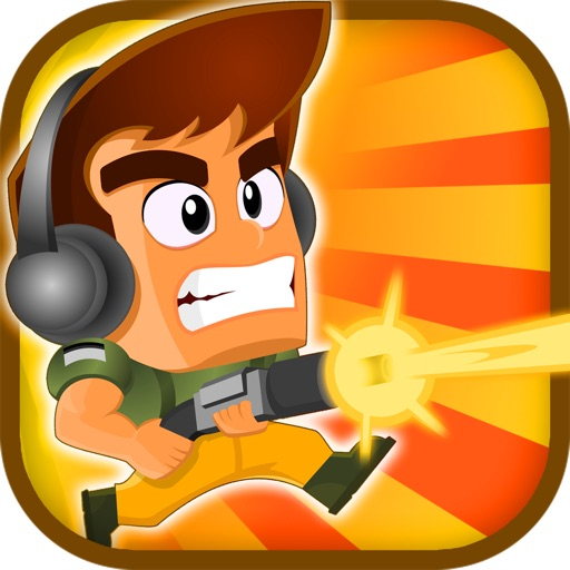 Zombies Attack Escape Route Shoot out iOS App