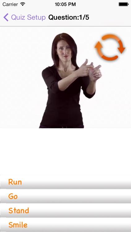 My Smart Hands Baby Sign Language Dictionary LITE screenshot-3
