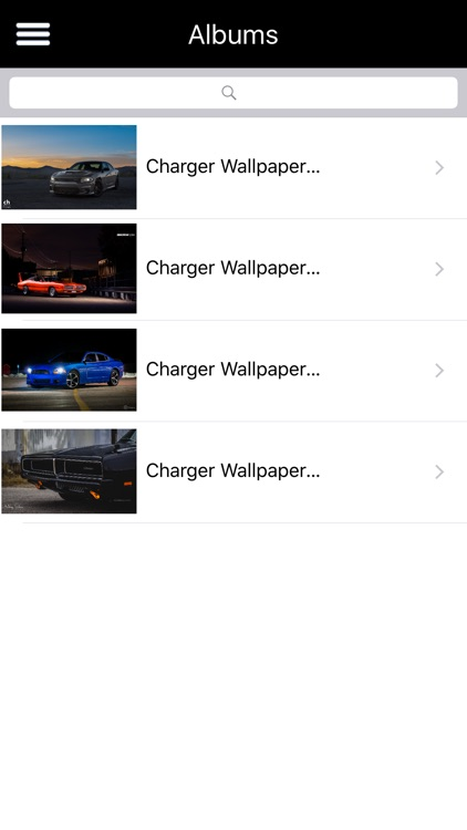 HD Car Wallpapers - Dodge Charger Edition screenshot-3