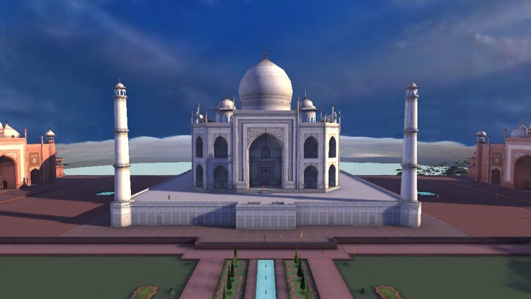 3D Taj Mahal screenshot-0