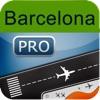 Barcelona El Prat Airport + Flight Tracker Premium BCN