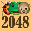 2048 Emoji Evolution - from Amoeba to Abe