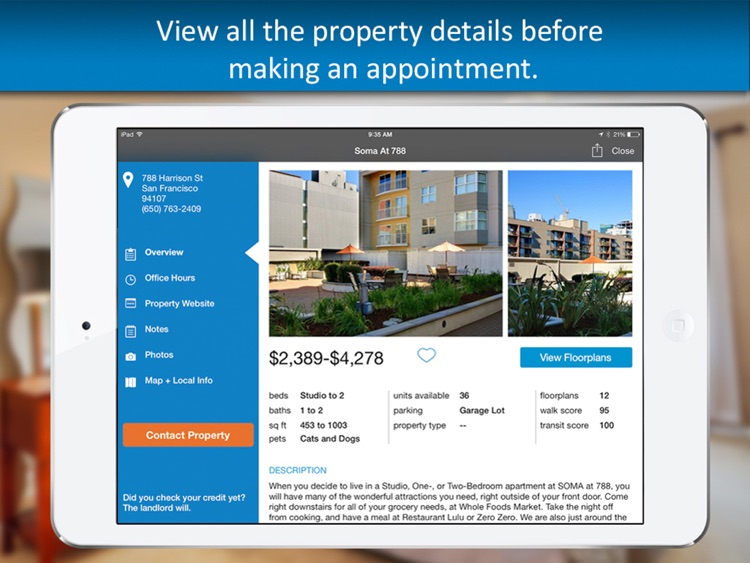 Apartments and Houses For Rent by MyNewPlace screenshot-3