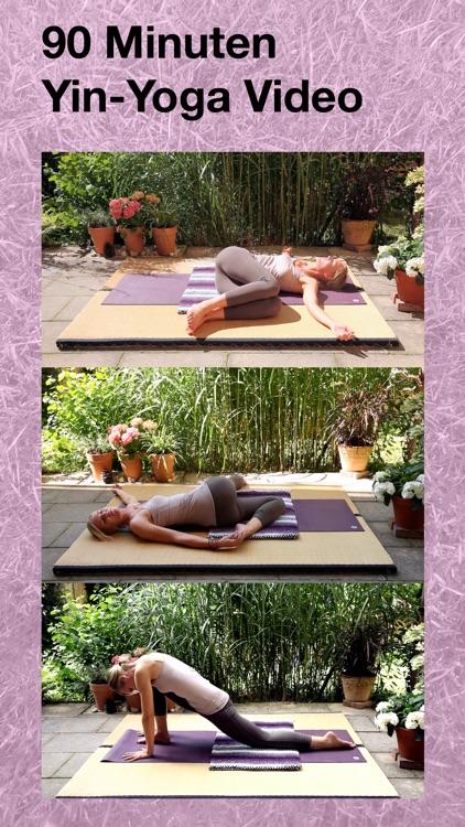 YOGAMOUR 03 - Yin Yoga, still & tief • Video-Kurs