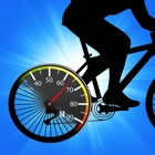 Cycling Speedometer - Free icon