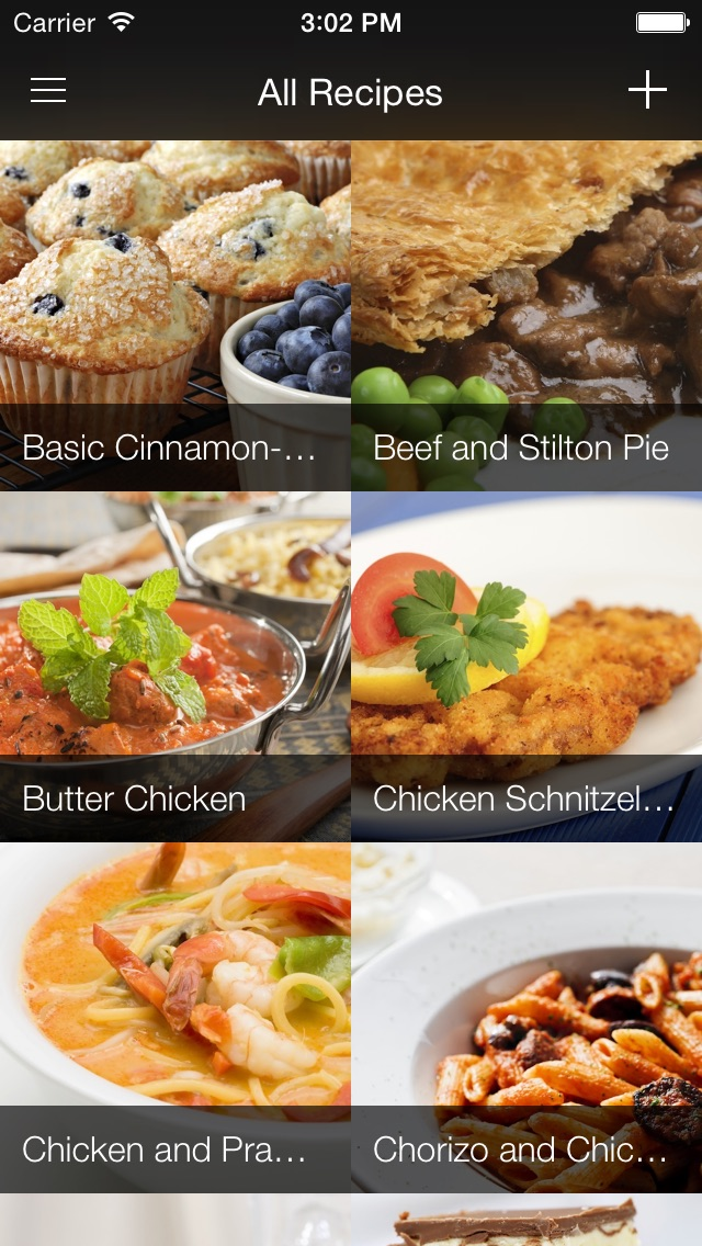 Screenshot for Foodie Recipe Manager in Azerbaijan App Store