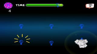 Neon Doodle Light Bulb Blast screenshot three